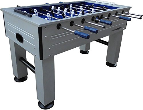 Playcraft Extera Outdoor Foosball Table, Silver