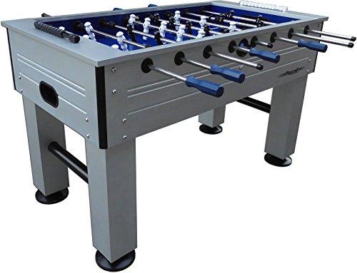Playcraft Extera Outdoor Foosball Table, Silver - Outdoor Foosball Table