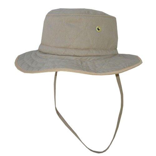 TechNiche International Evaporative Cooling Ranger or Boonie Hat, Small/Medium, Khaki