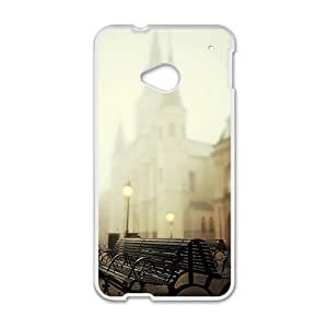 Misty Street Fashion Personalized Phone Case For HTC M7
