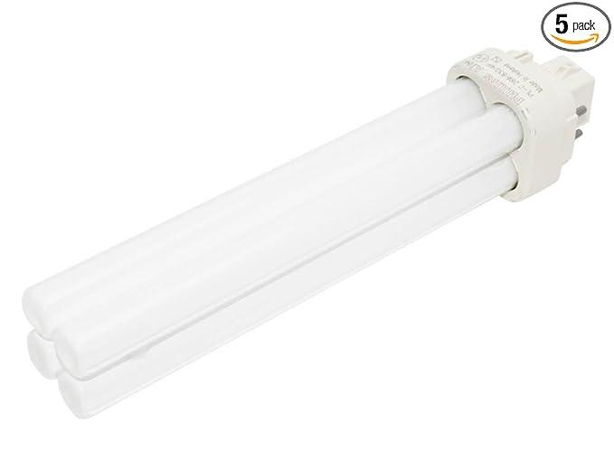 Philips 26w 4 Pin G24q3 Soft White Double Twin Tube Cfl Bulb