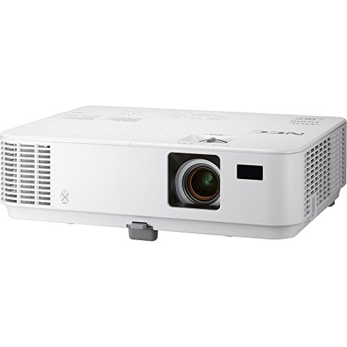NEC - NP-V332W - NEC Display NP-V332W 3D Ready DLP Projector - 720p - HDTV - Front, Ceiling, Rear - AC - 218 W - 3500 Hour Normal Mode - 6000 Hour Economy Mode - 1280 x 800 - WXGA (Nec Ntsc Tv)