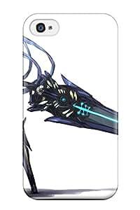 weapons pixiv Anime Pop Culture Hard Plastic iPhone 4/4s cases 2656098K801847418
