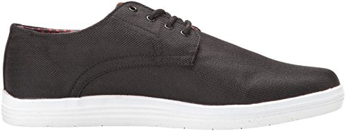 Ben Sherman Mænds Payton Oxford Sort Sildeben zFGzhLQy