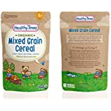 Healthy Times Organic Mixed Grain Baby Cereal, 8 Ounce