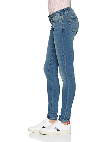 Skinny Jean Denim ONLY Femme Blue Bleu NOS Medium ESUUP0qx