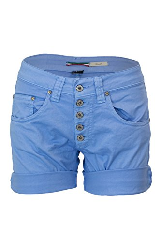 Celeste Color Please P88adq7m07 P88 Shorts Donna g4t4X0