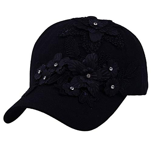 Daisy-OU Women Men Adjustable Flower with Lace Rhinestone for sale  Delivered anywhere in USA