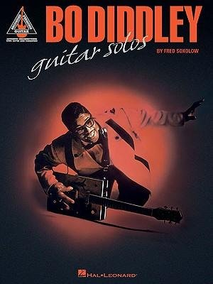 [(Bo Diddley: Guitar Solos )] [Author: Fred Sokolow] [Feb-2009] (Diddley Guitar Bo)