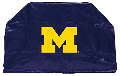 NCAA Michigan Wolverines 68-Inch Grill Cover by Seasonal Designs