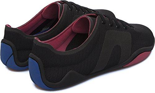 Camper K200352 Noshu Baskets Noir 001 Femme 0SF0xrT