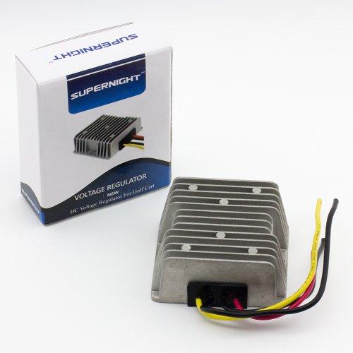 Dc converter regulator voltage reducer v step down