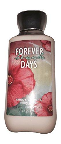 Bath & Body Works Shea & Vitamin E Lotion Forever Beach Days
