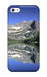 Mark Gsellman Andrews's Shop Best Durable Protector Case Cover With Glacier National Park Hot Design For Iphone 5/5s 8612026K35592389