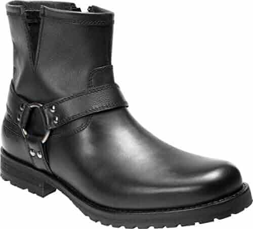 00690f323eb Shopping Black - 2 Stars & Up - Zip - Boots - Shoes - Men - Clothing ...