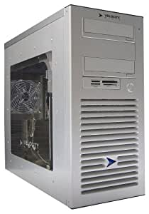 Velocity Micro GX2-W Silver Classic Aluminum Case with Side Window