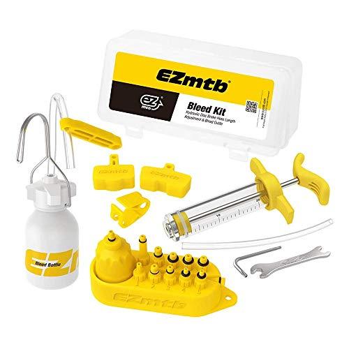 Integrity.1 Fiets Bloeding Kit, Remolie Minerale Bleed Kit, Rembloeden Kit, Schijfrem Reparatie Tools, Fiets Tool Kit…
