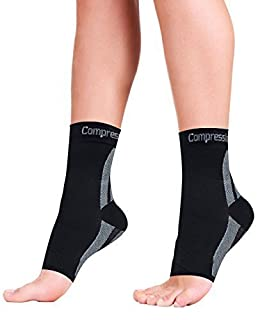 Foot Sleeves Plantar Fasciitis Compression Sock for Men & Women
