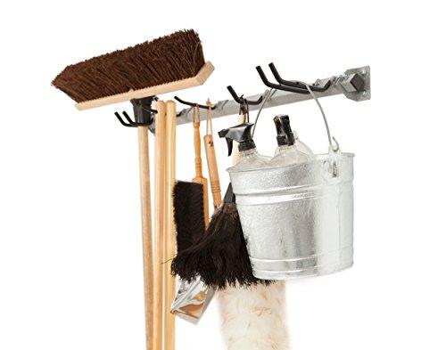 Mop & Broom Storage Rack