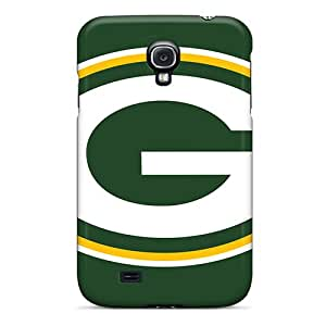 Quality LittleBox Case Cover With Green Bay Packers Nice Appearance Compatible With Galaxy S4