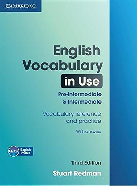 english vocabulary in use pre intermediate pdf free