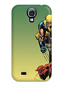 Anti-scratch And Shatterproof Daredevil Phone Case For Galaxy S4/ High Quality Tpu Case