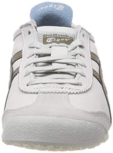 66 red blue Grey Zapatos Para Taupe 021 Mexico dark glacier Hombre Gris Asics White T5q4gwx