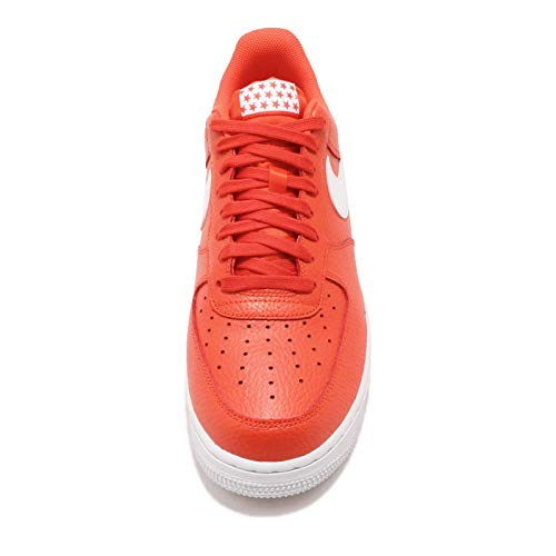 07 Zapatillas Air Force para Orange 1 Hombre 401 Nike Aa4083 qpABw