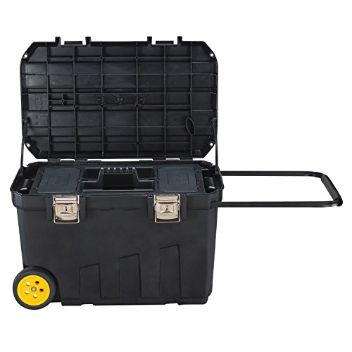 STANLEY 24 GALLON MOBILE TOOL-JOB CHEST 1 EA