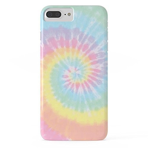 premium selection f4135 a135c Phone Case Protective Design Cell Case Pastel Tie Dye Slim Case for iPhone X