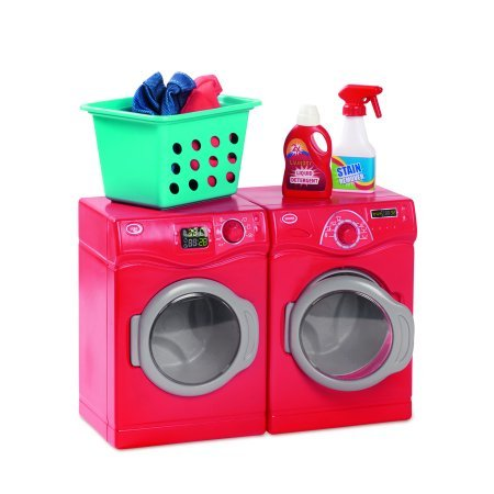 "My Life As 6-Piece Laundry Room Play Set, for Play with Most 18"" Dolls"