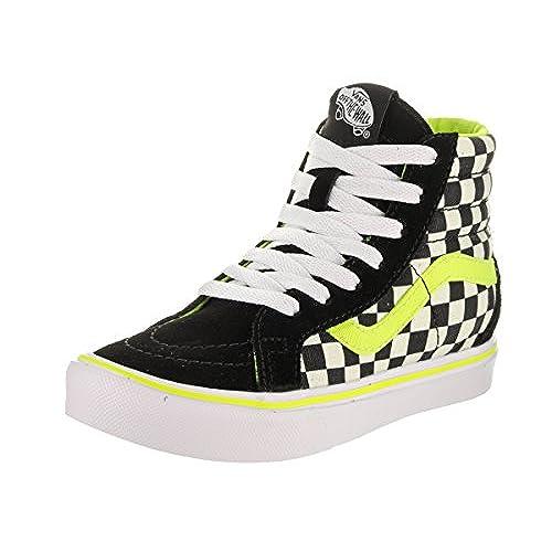 1d4ddeac18b7 60%OFF Vans Unisex Youth (Freshness) Sk8-Hi Reissue Kids Skate Shoes ...