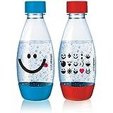 Sodastream Bottles original 2 pack 0.5 liter / 16.9 oz launched in 2018