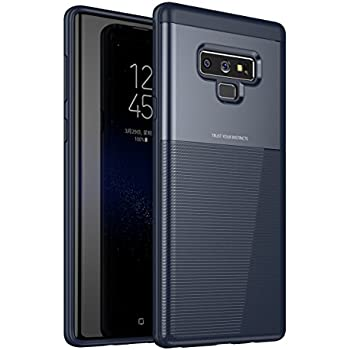 Galaxy Note 9 Case,Samsung Galaxy Note 9 Case,Spevert Dual Layer Shock Absorption Scratch Proof Hybrid Slim Protective Case Cover for Samsung Galaxy Note 9 ...