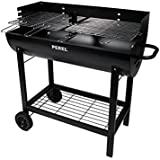 Perel BB100110 Barbecue, noir