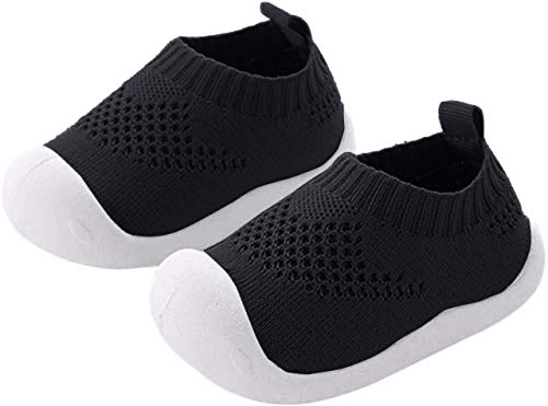 Kstare Baby Sneaker Shoes for Boys Girls Unisex Kids Mesh Light Weight Breathable Athletic Running Walking Casual Shoe