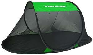 SansBug Free-Standing Pop-Up Mosquito-Net (Tarp Floor)