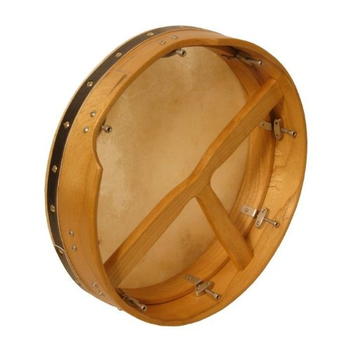 Roosebeck BTN4MT Inside Tunable Bodhran T-Bar, 14 x 3.5 Inches by Roosebeck