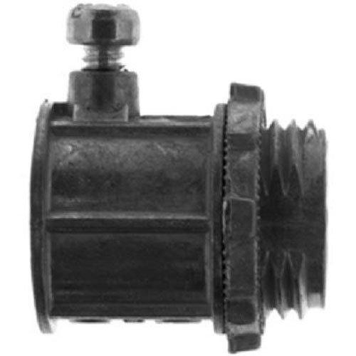 HALEX/SCOTT FETZER 99107 3/4'' Electrical Metallic Tubing Set Screw Connector