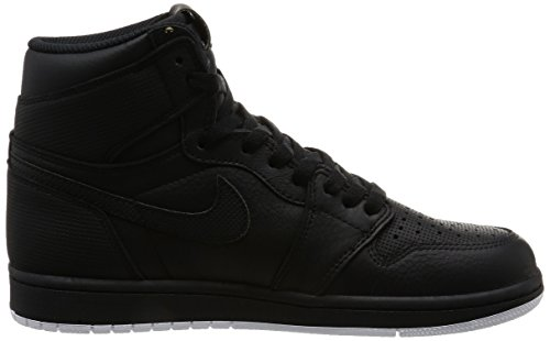 Air Jordan 1 Retro High Og Perforato - 555088-002 - Taglia 9.5 - Dimensione Us