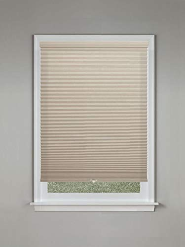 Bali Blinds Bottom-Up/Top-Down Cordless Cellular Shades Window Covering, 23×72, Wheat Linen