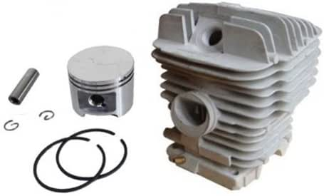 Cylinder Piston Rebuild Kit Assembly for Stihl TS400 Cut Off Saw by ISE®