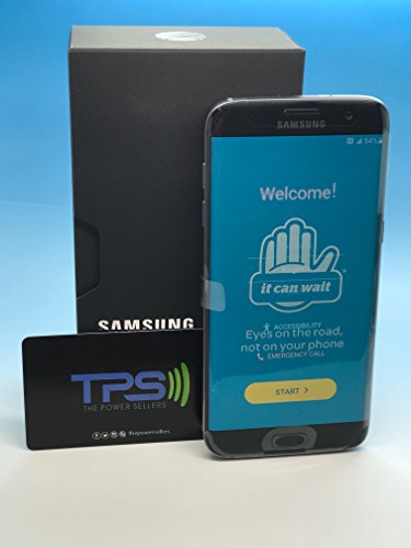 Samsung Galaxy S7 Edge 32GB AT&T G935A Black Onyx