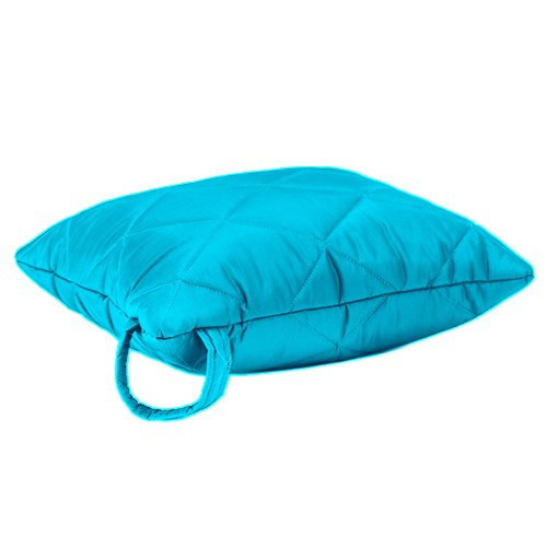 Childrens Water Resistant Quilted Cushion Bean Bag Turquoise Boxify BLACK FRIDAY DEAL 2017