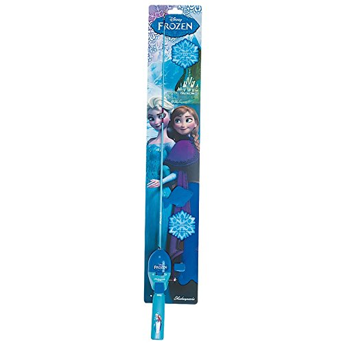 Shakespeare 1363676 Disney Frozen Fishing Kit, Blue, Right