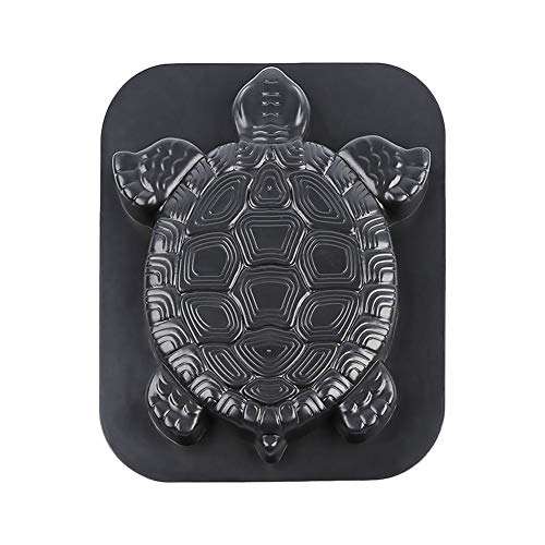 Per Turtle Shape Stepping Stone Mold Paving Floor Mould Colorful Floor Tile Patchwork Plastic Floor Mould for Lawns Parks Gardens Beaches Patio - Stone Moulds