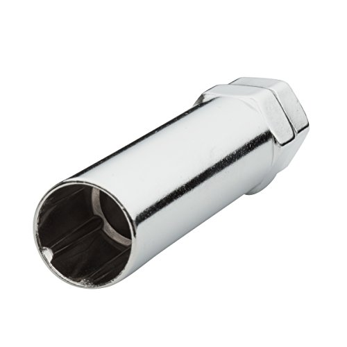 DPAccessories BS-K-HC-CH04001 One Premium Chrome Spline Drive Key for DPAccessories Lug Bolts, 17mm/19mm - Hc Bolt