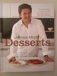 WHS JAMES MARTIN DESSERTS MINI