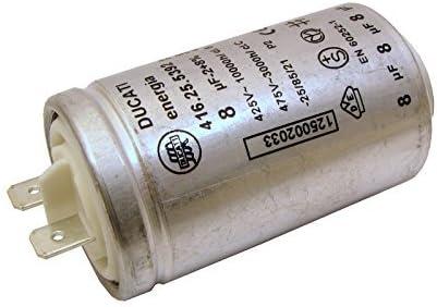 Zanussi Secadora Interferencia Condensador Del Motor: Amazon.es ...