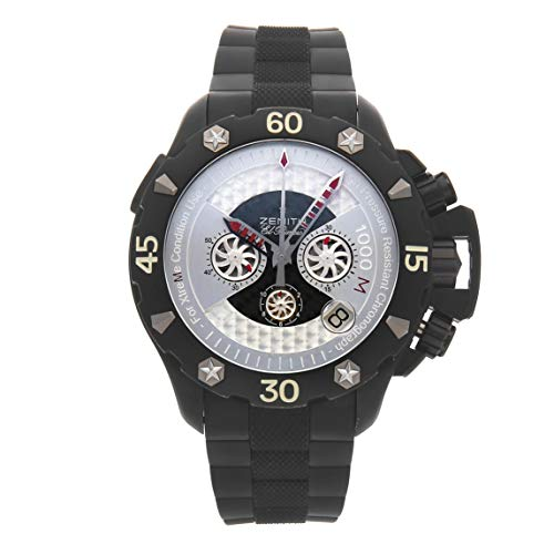 Zenith El Primero Mechanical (Automatic) Black Dial Mens Watch 96.0525.4000/21.R642 (Certified -